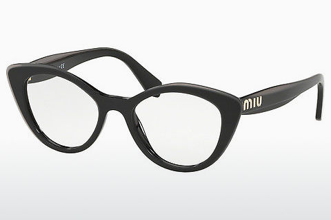 Okulary od projektantów. Miu Miu CORE COLLECTION (MU 01RV K9T1O1)