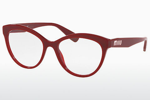 Okulary od projektantów. Miu Miu CORE COLLECTION (MU 04RV USH1O1)