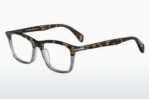 Okulary od projektantów. Rag and Bone RNB7024 08A