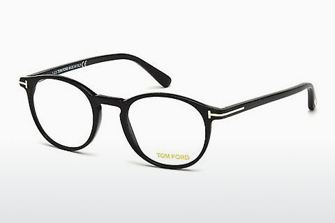 Okulary od projektantów. Tom Ford FT5294 52A