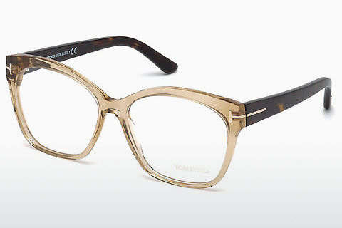 Okulary od projektantów. Tom Ford FT5435 057