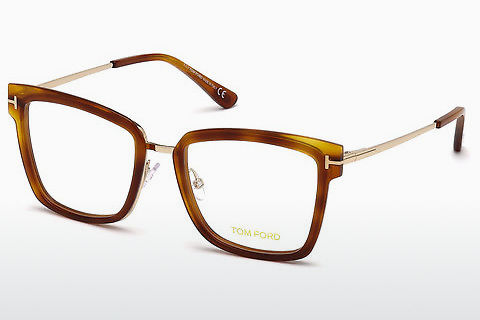 Okulary od projektantów. Tom Ford FT5507 053