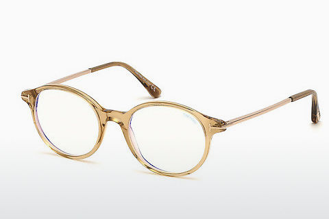 Okulary od projektantów. Tom Ford FT5554-B 045
