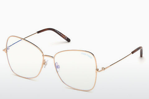 Okulary od projektantów. Tom Ford FT5571-B 028