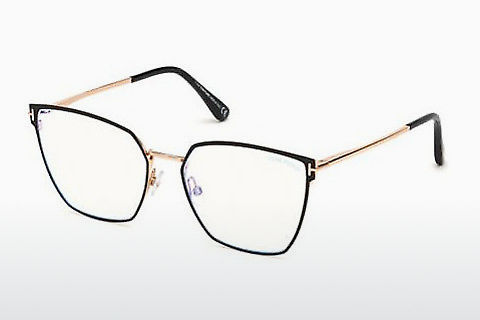 Okulary od projektantów. Tom Ford FT5574-B 001