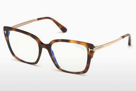 Okulary od projektantów. Tom Ford FT5579-B 053