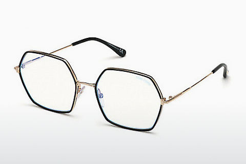 Okulary od projektantów. Tom Ford FT5615-B 001