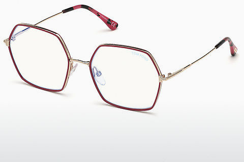 Okulary od projektantów. Tom Ford FT5615-B 075