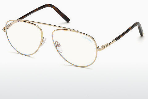 Okulary od projektantów. Tom Ford FT5622-B 028