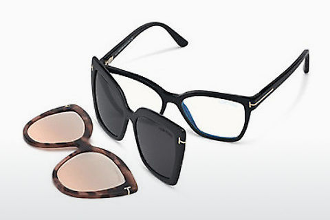 Okulary od projektantów. Tom Ford FT5641-B 054