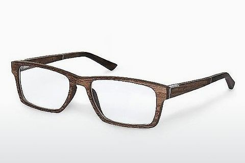 Okulary od projektantów. Wood Fellas Maximilian (10901 walnut)