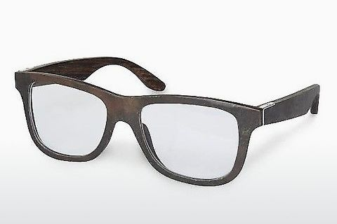 Okulary od projektantów. Wood Fellas Prinzregenten (10906 grey)