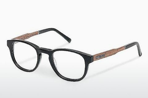 Okulary od projektantów. Wood Fellas Bogenhausen (10926 walnut/black)