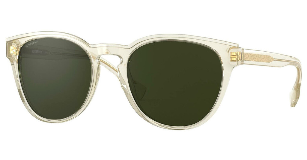 Burberry   BE4310 385271 GREENTRANSPARENT YELLOW