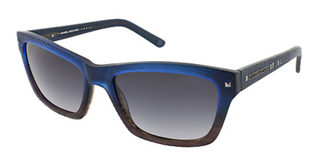 Daniel Hechter   DHES280 4 smoke gradientmatt blue-brown gradient