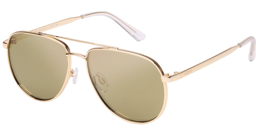 Le Specs   HARD KNOCK LSP1802186 KHAKI TINT FLASHBRIGHT GOLD