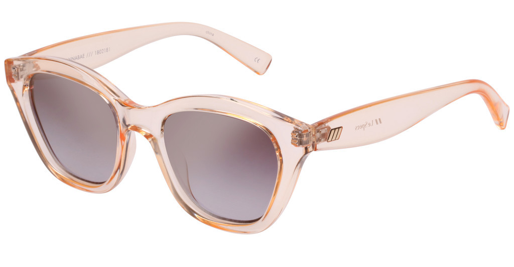 Le Specs   WANNABAE LSP1802181 SMOKE GRAD GOLD FLASHBLONDE