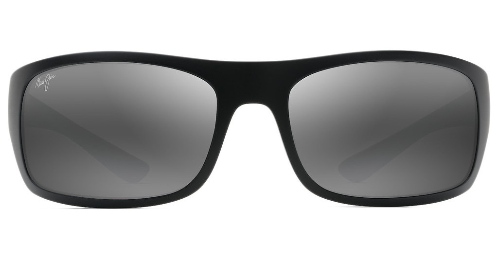 Maui Jim   Big Wave 440-2M Neutral GreyMatte Black