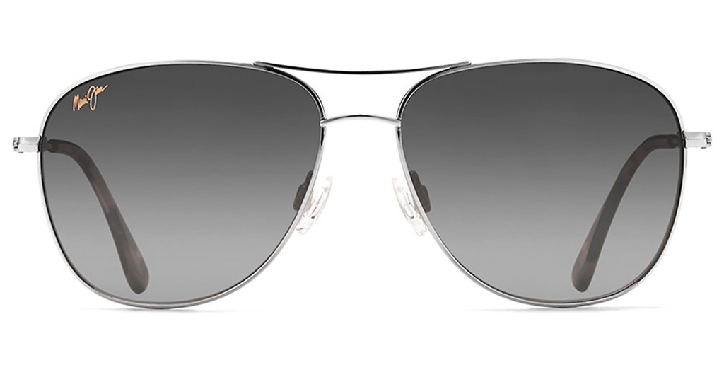 Maui Jim   Cliff House GS247-17 Neutral GreySilver
