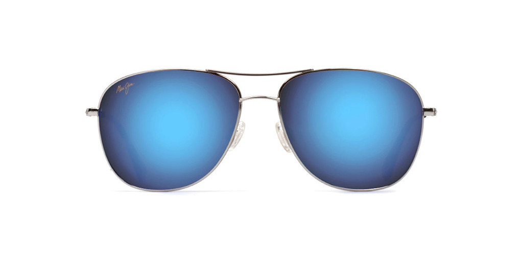 Maui Jim   Cliff House Readers B247-1720 Blue Hawaii Sphere 2.0Silver