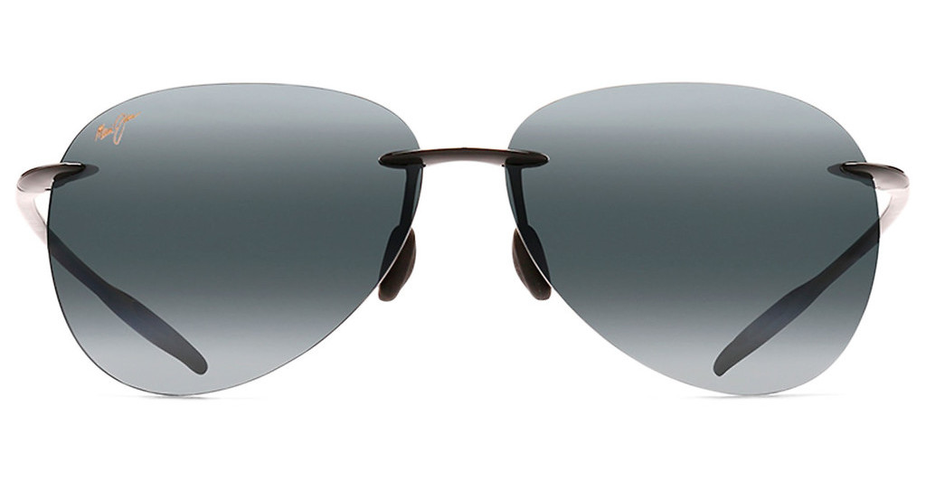 Maui Jim   Sugar Beach 421-02 Neutral GreyGloss Black