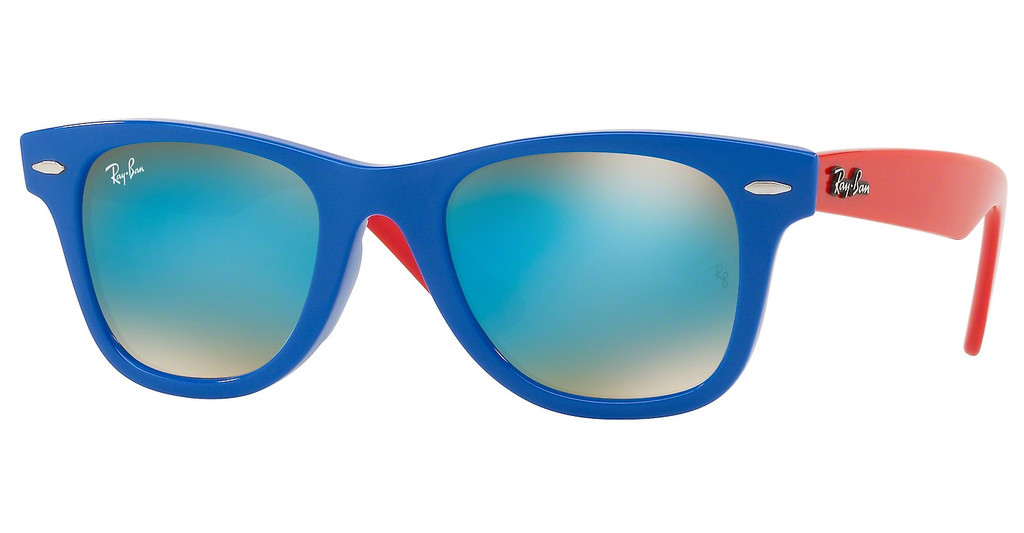 Ray-Ban Junior   RJ9066S 7039B7 BROWN GRADIENT MIRROR BLUEBLUE