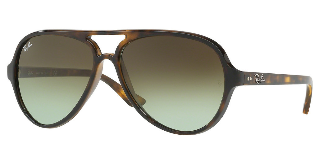 Ray-Ban   RB4125 710/A6 GREEN GRADIENT BROWNHAVANA