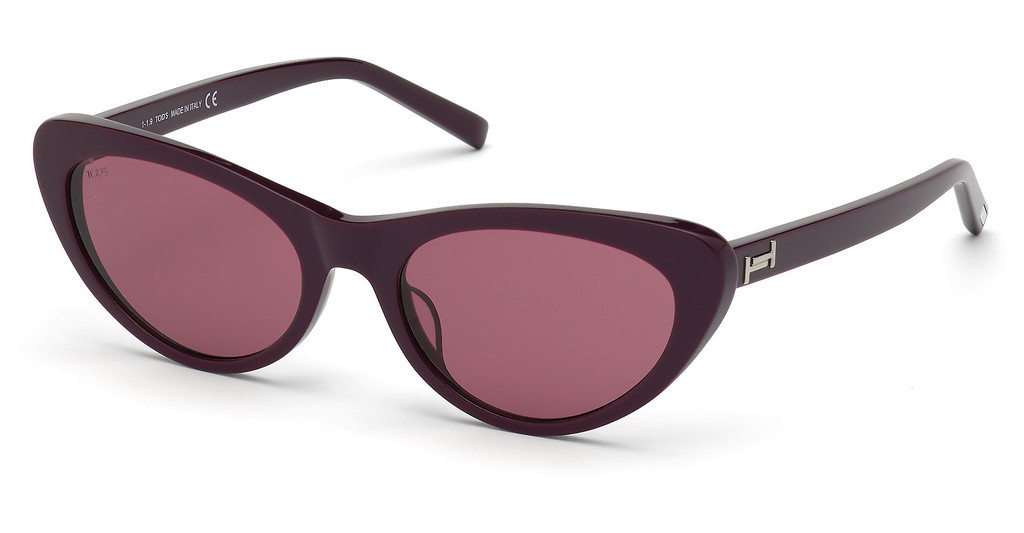 Tod's   TO0266 81S bordeauxviolett glanz