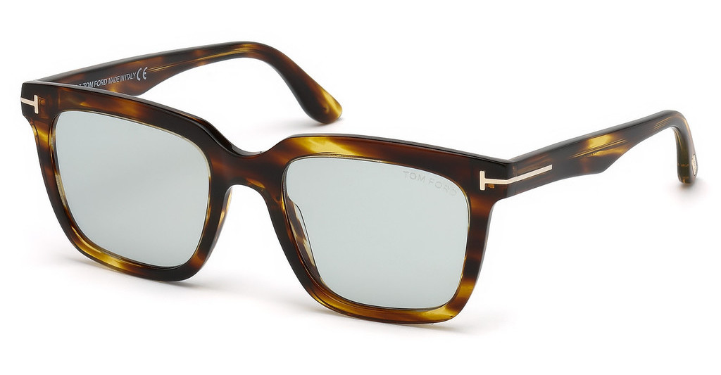 Tom Ford   FT0646 55A grauhavanna bunt