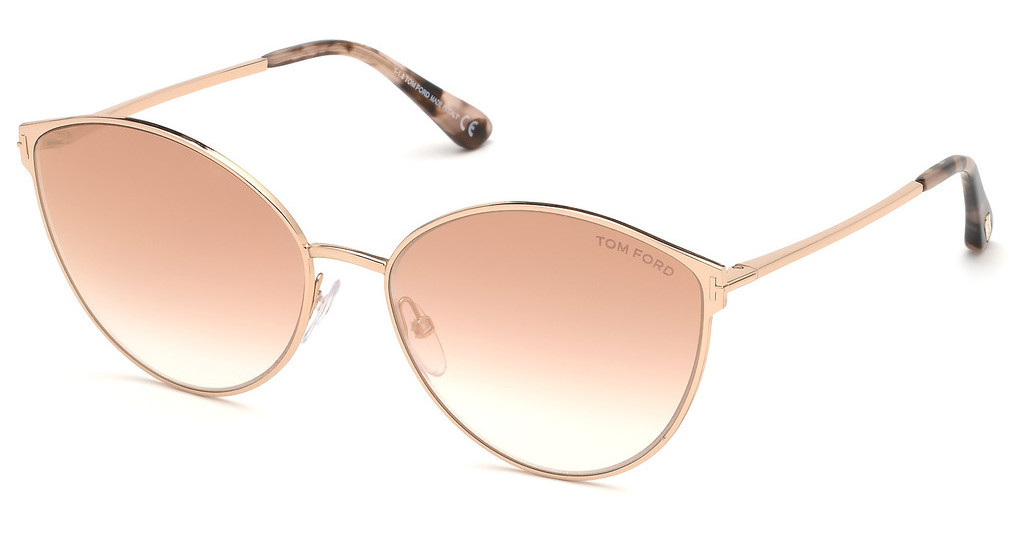 Tom Ford   FT0654 33Z violett ver. od/und versp.gold