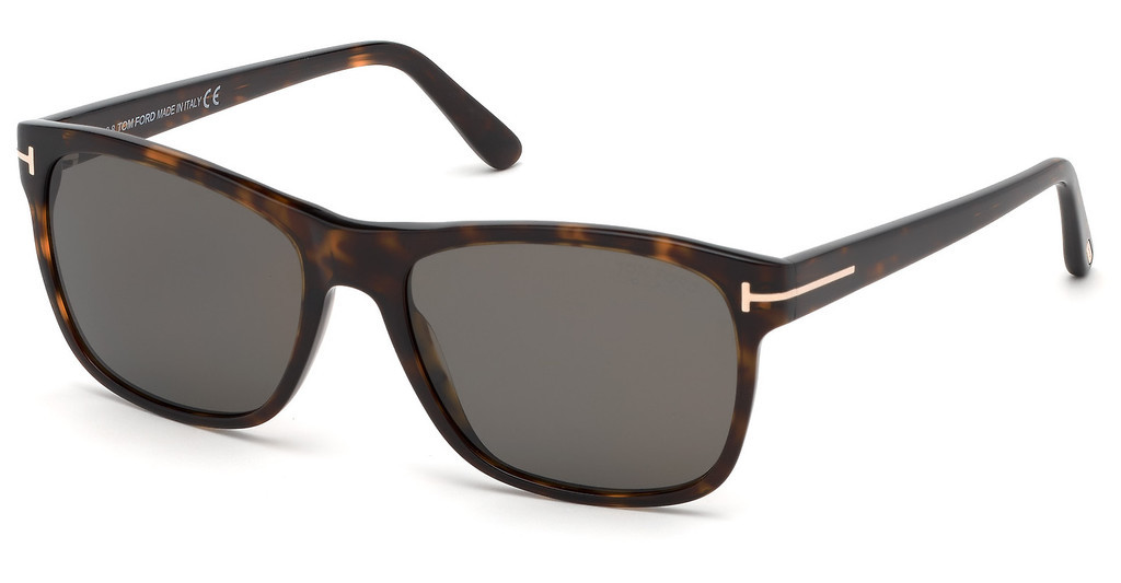 Tom Ford   FT0698 52D grau polarisierendhavanna dunkel