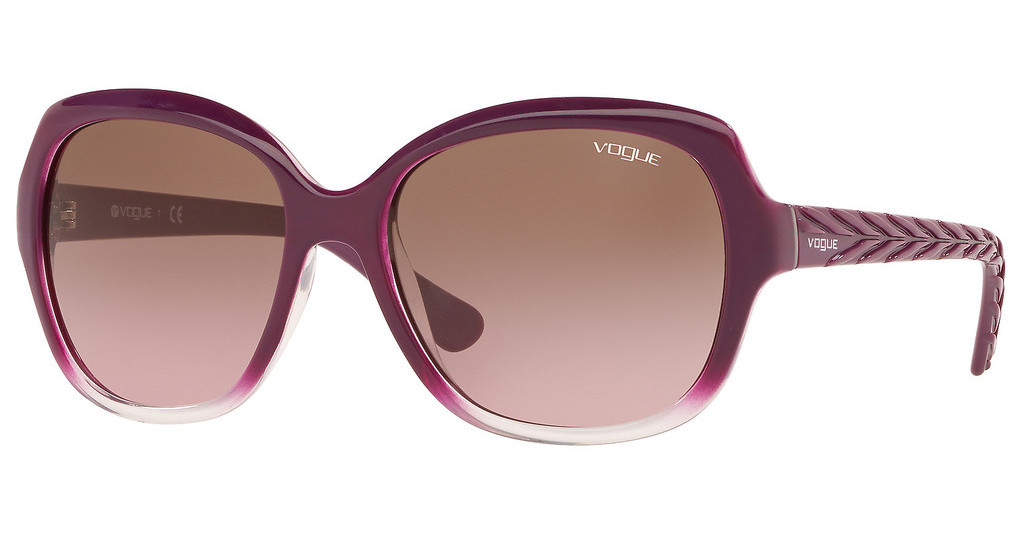 Vogue   VO2871S 279414 PINK GRADIENT BROWNVIOLET GRADIENT TRANSPARENT
