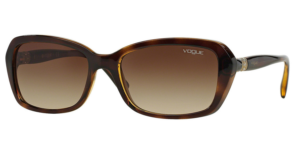 Vogue   VO2964SB W65613 BROWN GRADIENTDARK HAVANA