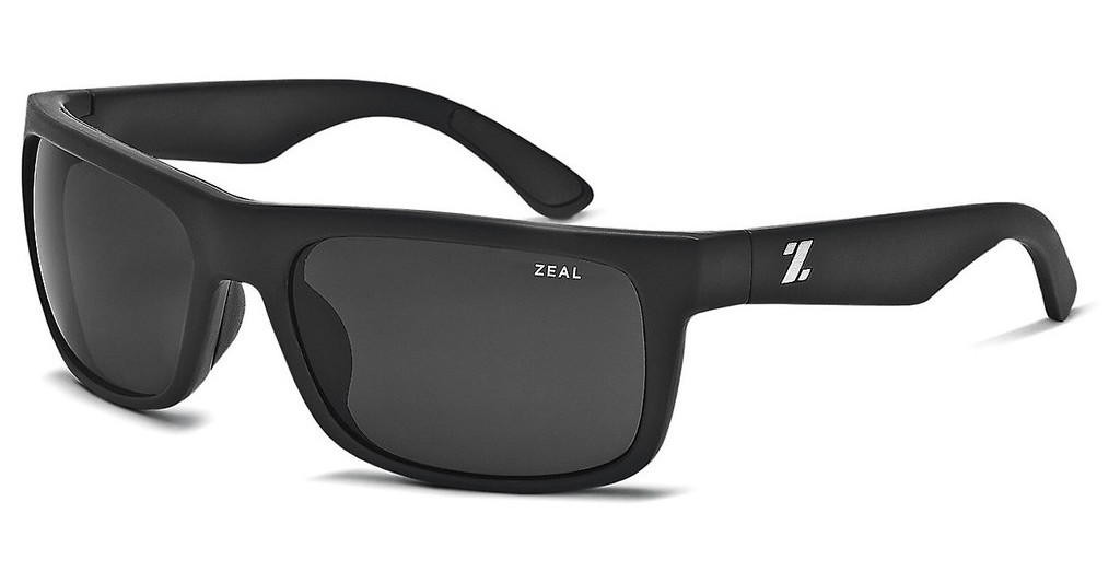 Zeal   ESSENTIAL 10394 DARK GREYMATTE BLACK