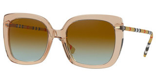 Burberry BE4323 38885D AZURE GRADIENT BROWNBROWN