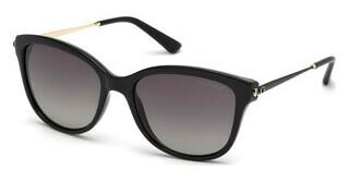 Guess GU 7567 01B Okulary Przeciwsłoneczne Czarny