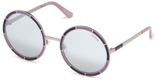 Dziecięce okulary przeciwsłoneczne Guess 206 Black | Bonami