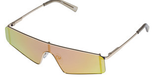 Le Specs CYBERFAME LSP2002161 ROSE MIRRORGOLD