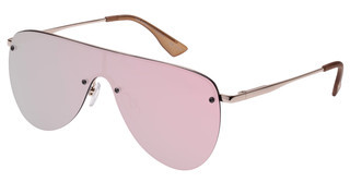 Le Specs THE KING LSP1702049 PEACH REVO MIRRORROSE GOLD