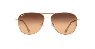 Maui Jim Cliff House Readers H247-1625 HCL Bronze Sphere 2.5Gold