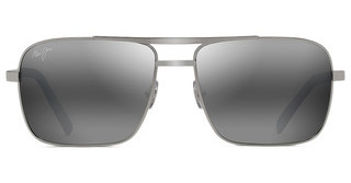 Maui Jim Compass 714-17 Neutral GreySilver