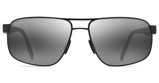 Maui Jim Whitehaven 776-02S Neutral GreyDark Gunmetal