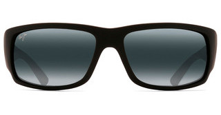 Maui Jim World Cup 266-02MR Neutral GreyMatte Black Rubber