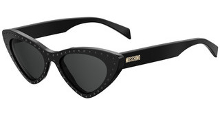 Moschino MOS006/S 2M2/IR GREYBLK GOLD