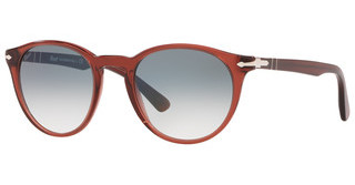 Persol PO3152S 90623F TRANSPARENT RED