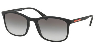 Prada Sport PS 01TS DG00A7 GREY GRADIENTBLACK RUBBER