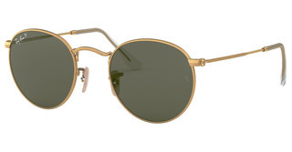 Ray-Ban RB3447 112/58 POLAR GREENMATTE GOLD