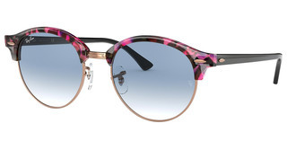 Ray-Ban RB4246 12573F CLEAR GRADIENT BLUESPOTTED GREY/VIOLET