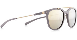 SPECT SATHORN 002P brown with gold revo POLwarm grey