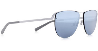 SPECT SUNSET 004P blue with silver flash POLlight grey